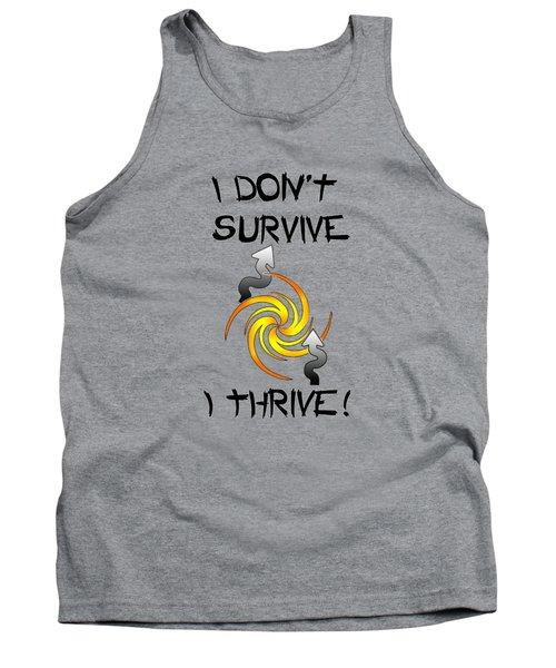 Thrive Tank Top by Judi Saunders