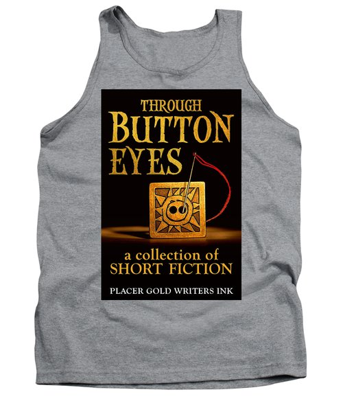 Through Button Eyes Tank Top by Patrick Witz