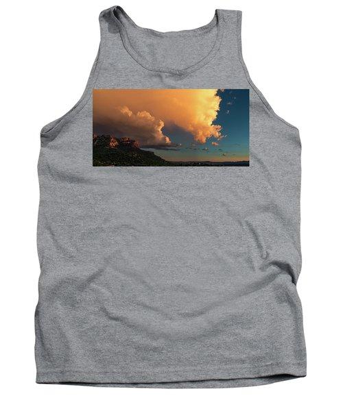 Thunderhead In Sedona Tank Top