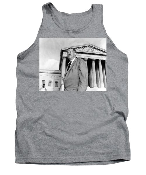 Thurgood Marshall Tank Top