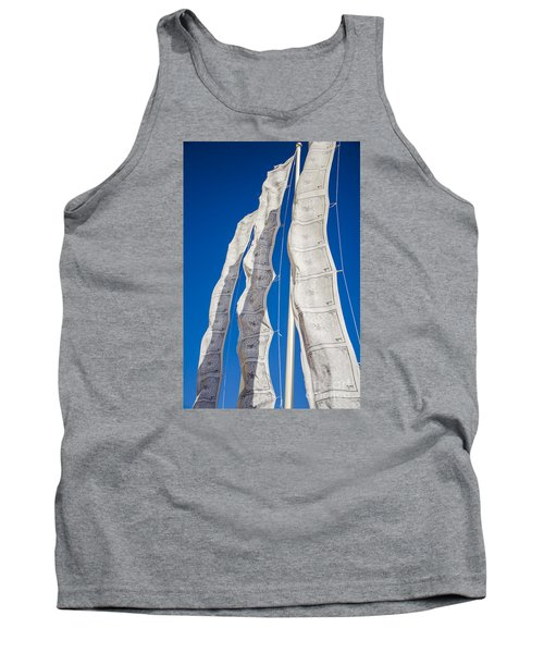 Tibetan Prayer Flags Tank Top