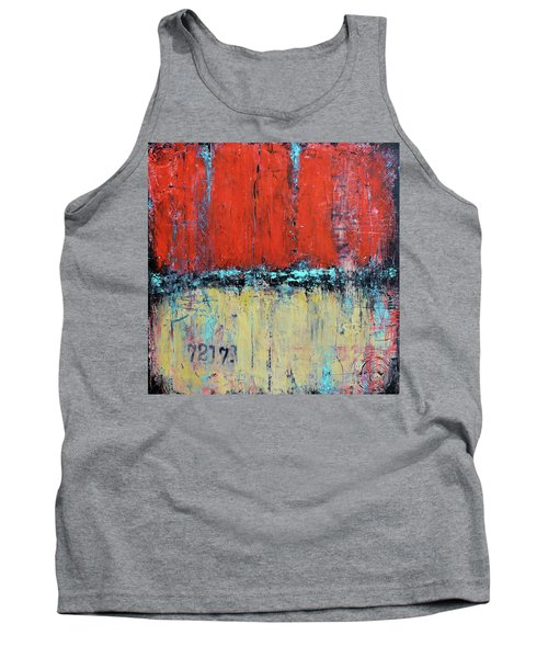 Ticket No. 72173 Tank Top