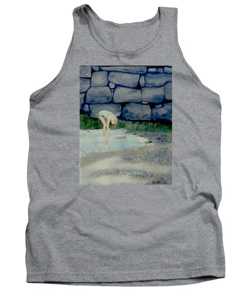 Tidal Pool Treasures Tank Top