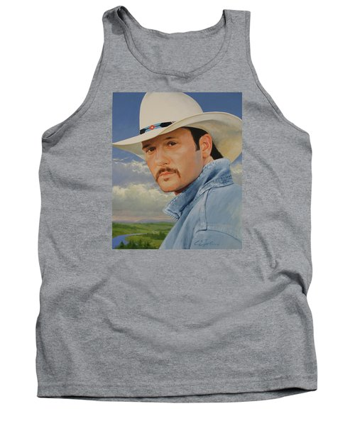 Tim Mcgraw Tank Top