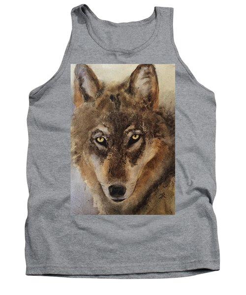 Timber Wolf Tank Top