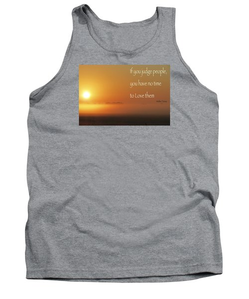 Tank Top featuring the photograph Time Adusted by David Norman