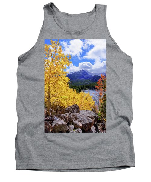 Tank Top featuring the photograph Time by Chad Dutson