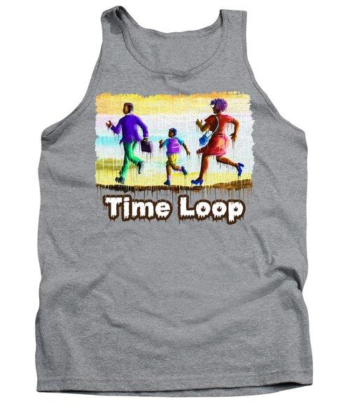 Time Loop Tank Top