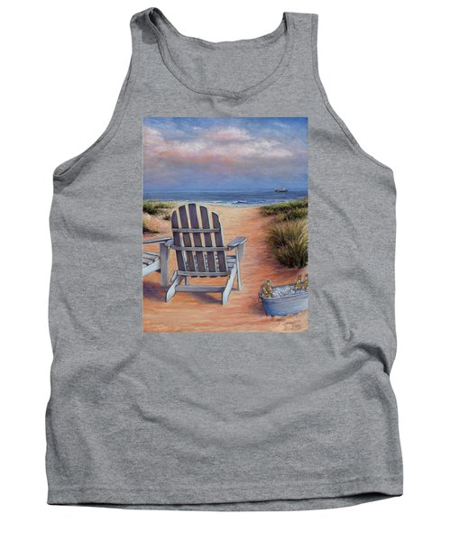 Time To Chill Tank Top