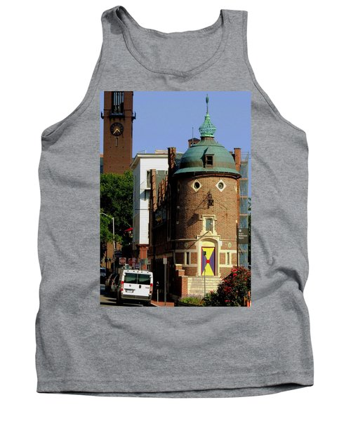 Time To Face The Harvard Lampoon Tank Top