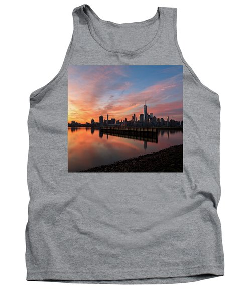 Time To Reflect  Tank Top
