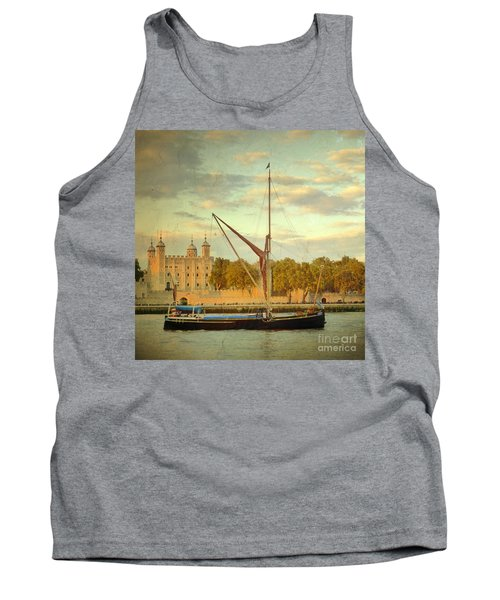 Tank Top featuring the photograph Time Travel by LemonArt Photography