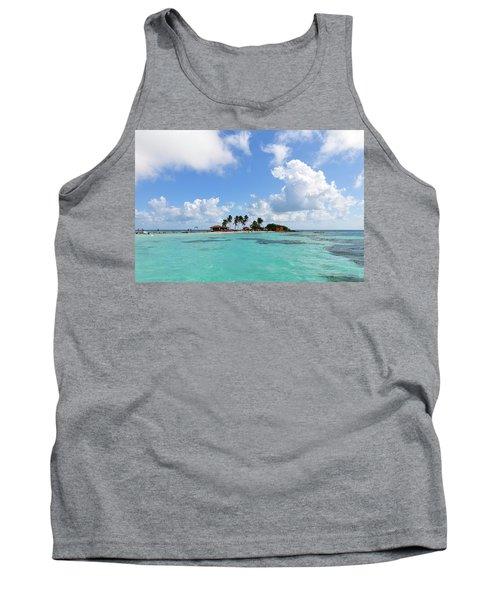 Tiny Island Tank Top