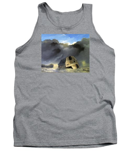 To Be Or Not To Be 24x30 Tank Top