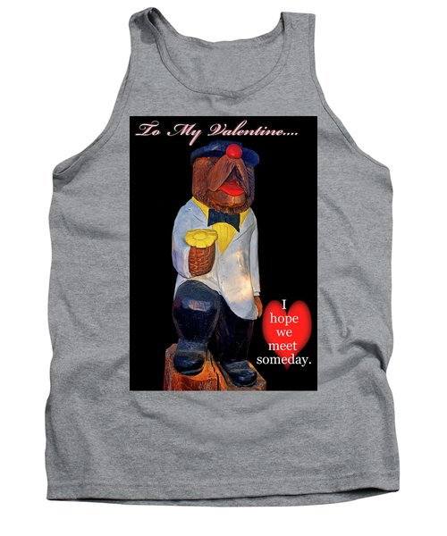 To My Valentine 002 Tank Top by George Bostian