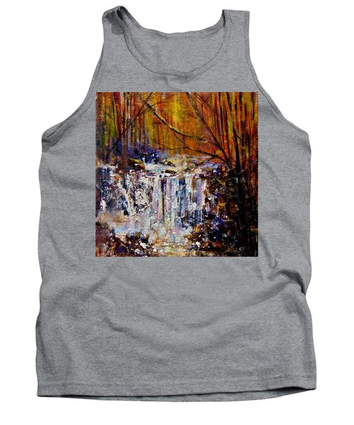 To The End Of The Day.. Tank Top by Cristina Mihailescu