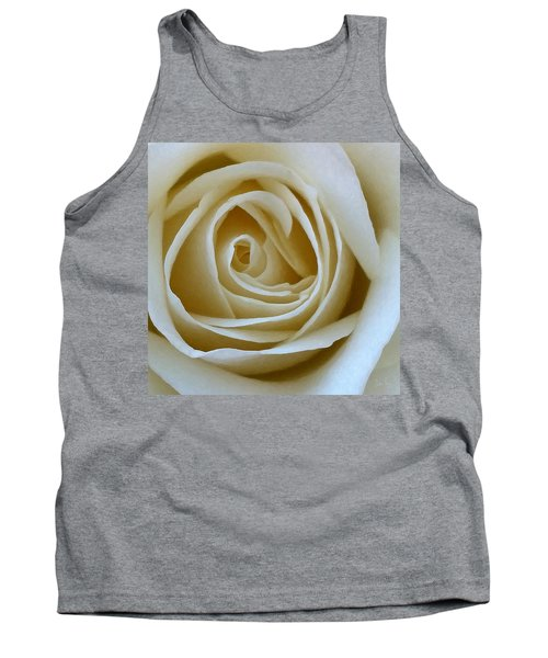 To The Heart Of The Rose Tank Top