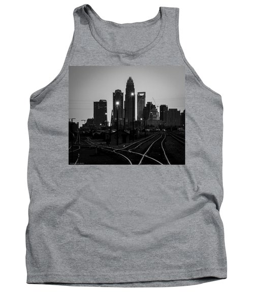 To The Queen City Tank Top