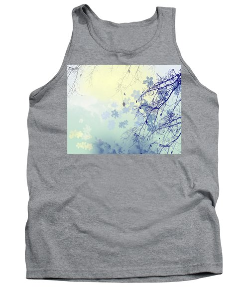 To The Waiting One Tank Top by Trilby Cole