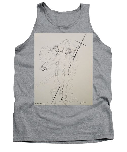 To Thine Own Self Be True Tank Top