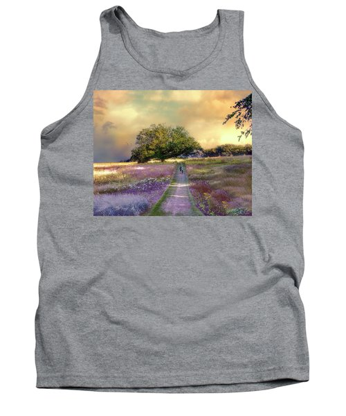Together We Can Weather The Storms Tank Top by John Rivera