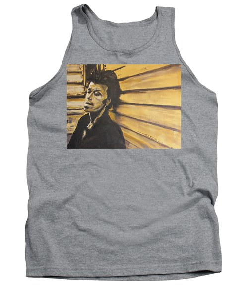Tom Waits Tank Top by Eric Dee
