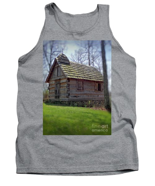 Tom's Country Church And School Tank Top