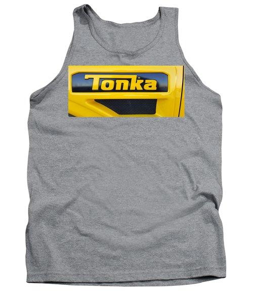 Tonka Truck Logo Tank Top