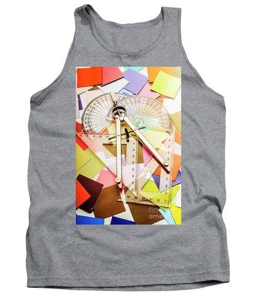Tools Of Architectural Design Tank Top