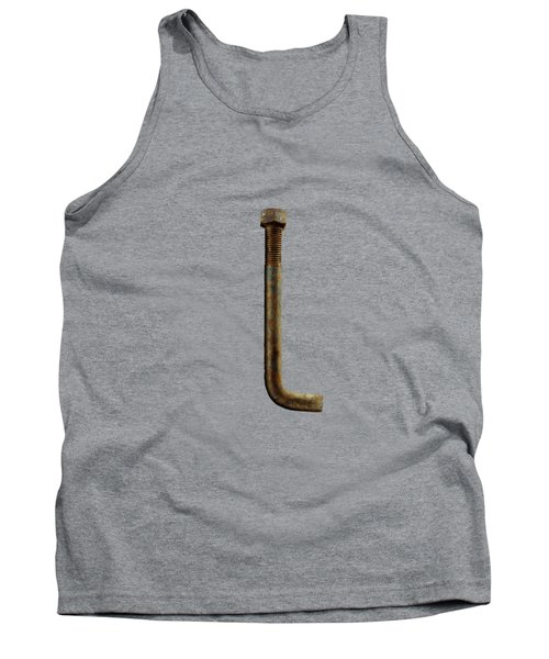 Tools On Wood 69 Tank Top