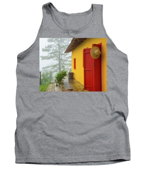 Top Of The Mountain Tank Top