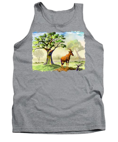 Topi The Antelope Tank Top