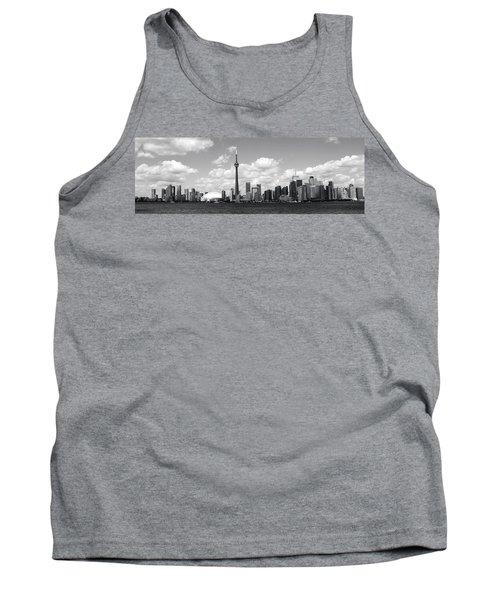 Toronto Skyline 11 Tank Top