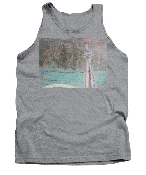 Toronto The Confused Tank Top