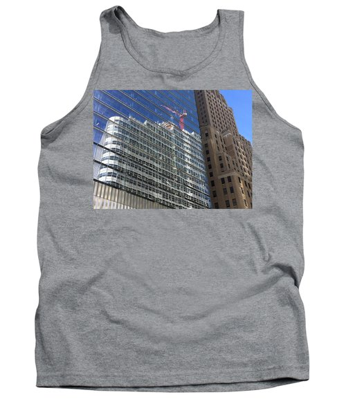 Total Reflection Tank Top