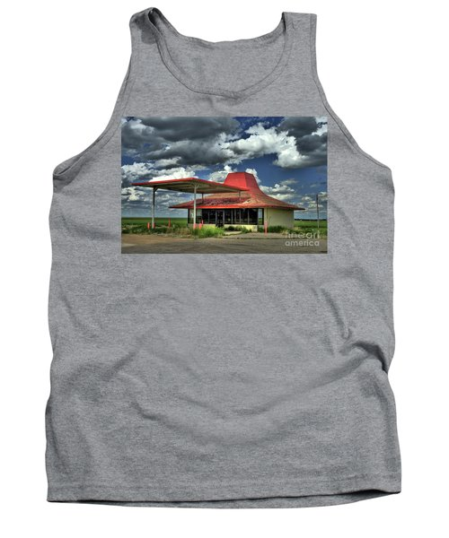 Totaled Tank Top