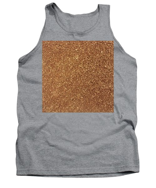 Touch Of Gold Tank Top