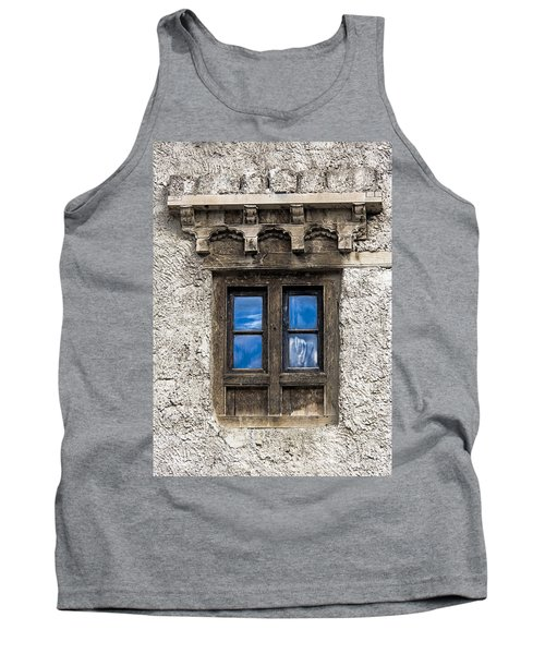 Touch Of Sky Tank Top
