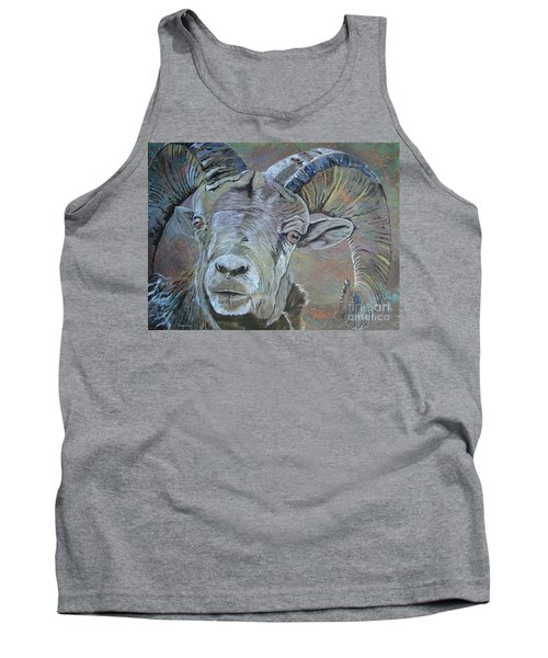 Tough Beauty Tank Top by Stuart Engel