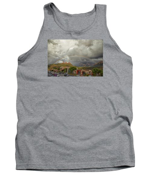 Tour And Explore Tank Top by Tom Kelly