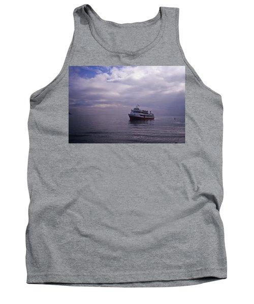 Tour Boat San Francisco Bay Tank Top