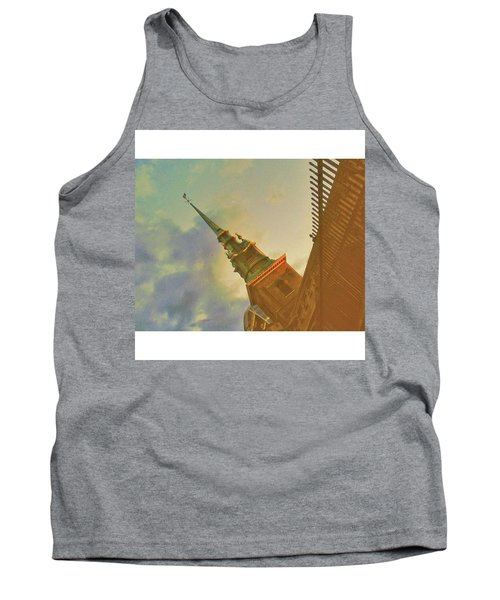 •tower Hill Tank Top