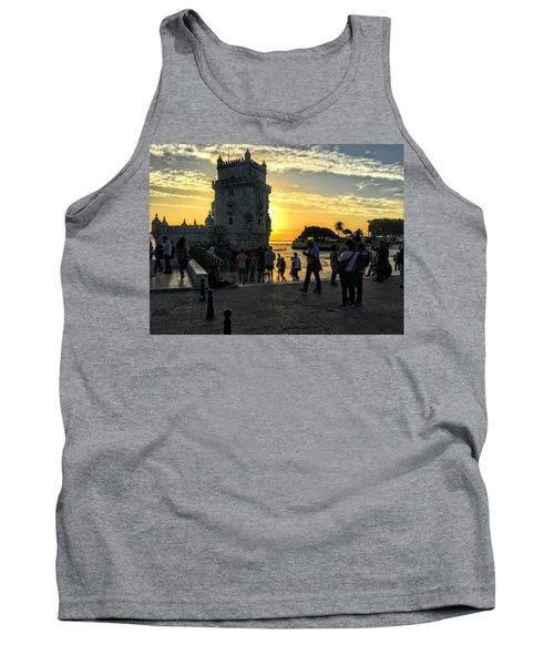 Tower Of Belem Tank Top