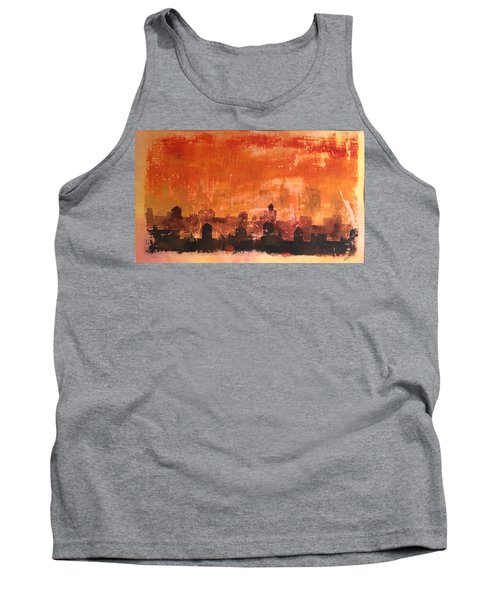 Towers And Tanks Tank Top