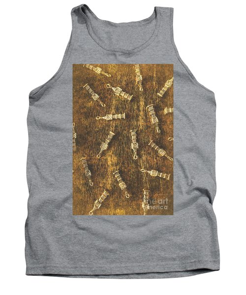 Towers Of Old Britain Tank Top