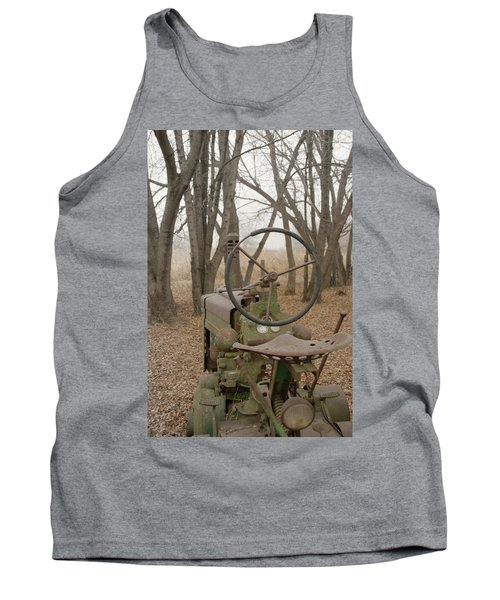 Tractor Morning Tank Top
