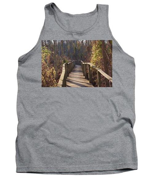 Trail Bridge Tank Top