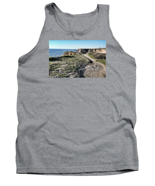 Trail On The Cliffs Tank Top