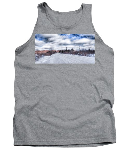 Trail One In Old Forge 2 Tank Top