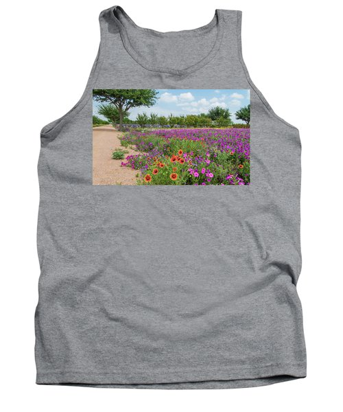 Trailing Beauty Tank Top